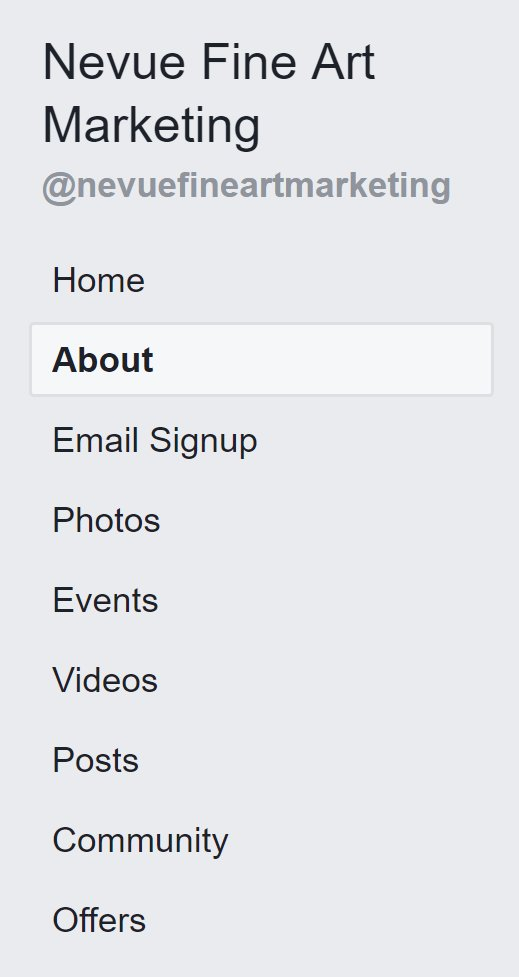 How to Create a Facebook Fan Page Bio
