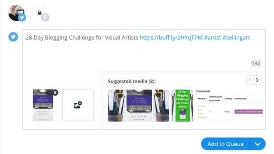 art blogging tips - Nevue Fine Art Marketing