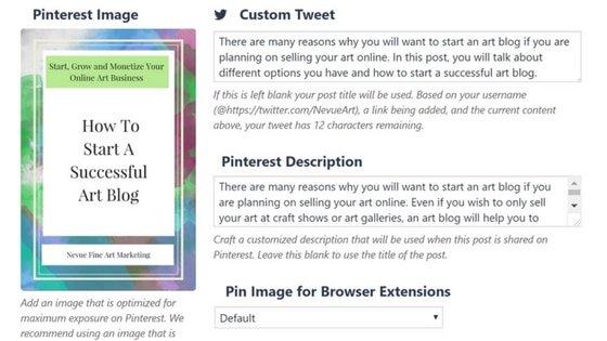 artist blog strategies - Nevue Fine Art Marketing