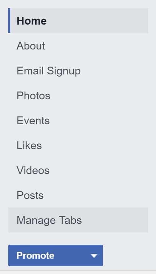 Facebook Page Basics