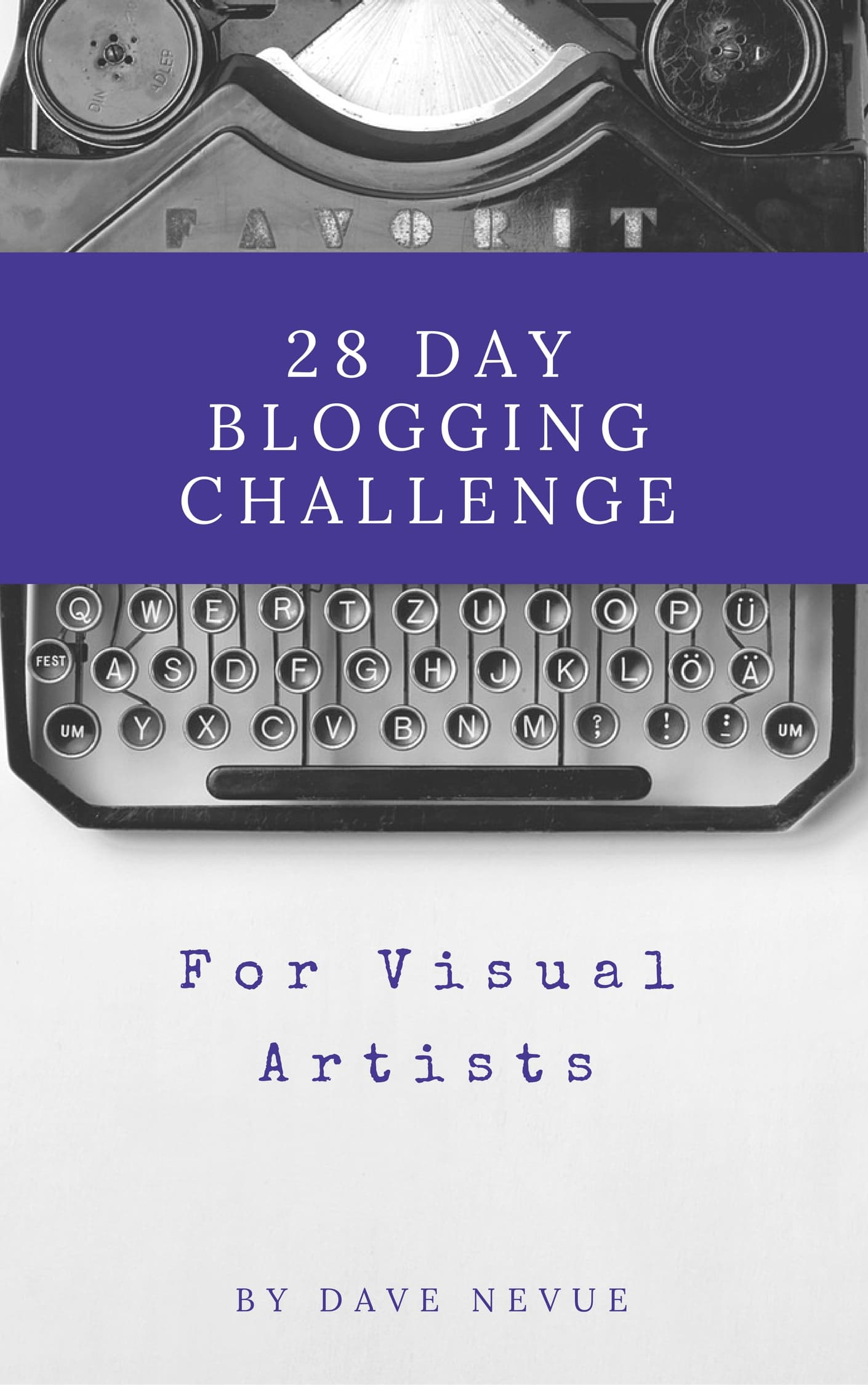 28 Day Blogging Chellenge