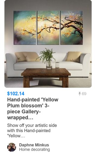 How to Sell Art Online with Pinterest