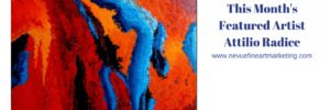 This Month's Featured Artist Attilio Radice