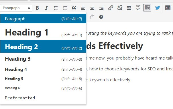 How to Use Keywords Effectively in Art Blog Posts