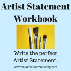 Artist Statement Workbook
