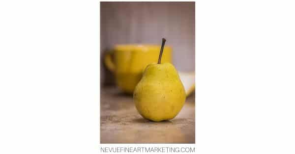 pear reference image